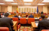 Reunión de la Junta de Portavoces del Congreso de los Diputados (Foto: Congreso)