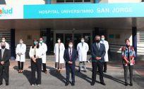 Presentación del Hospital Universitario San Jorge