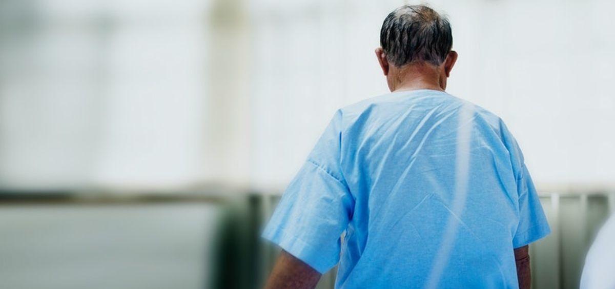 Paciente hospitalizado. (Foto. Rawpixel)
