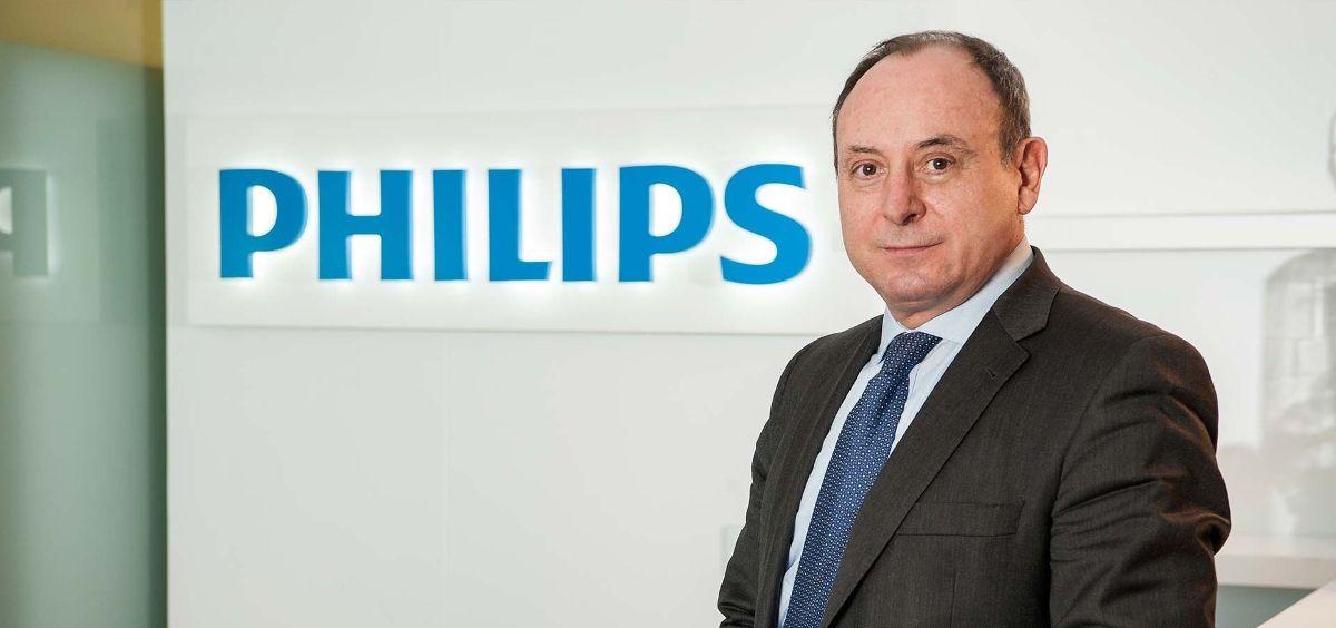 Ignacio López Parrilla, director de Relaciones Institucionales de Philips Ibérica