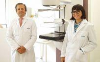 Los doctores Chiva y Jiménez (Foto. Quirónsalud)