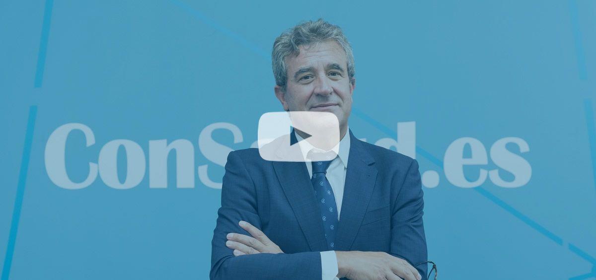 El presidente de la SEPD, el doctor Javier Crespo, en el espacio 'Conversaciones con C' (vídeo)