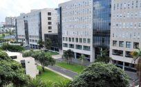 Hospital Dr. Negrín (Foto. ConSalud)