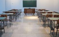 Aula de un colegio. (Foto. Unsplash)