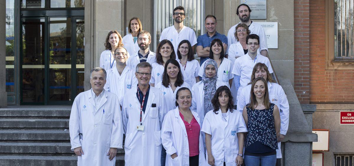 Investigadores del estudio (Foto. ConSalud)