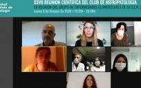 XI Reunión del Grupo de Enfermedades Glomerulares (Glosen) y la XXV Reunión Científica del Club de Nefropatología (Foto. ConSalud)