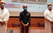 El Insular presenta el primer implante vestibular para la recuperación del desequilibrio incapacitante crónico (Foto. Gobierno de Canarias)