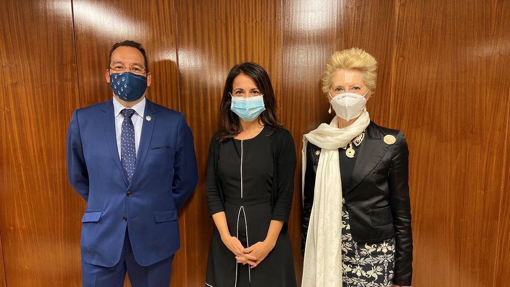 Calzón agradece a la Enfermería la labor desarrollada en la pandemia