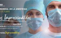 Campaña de MSD para el Día de la Anestesia.