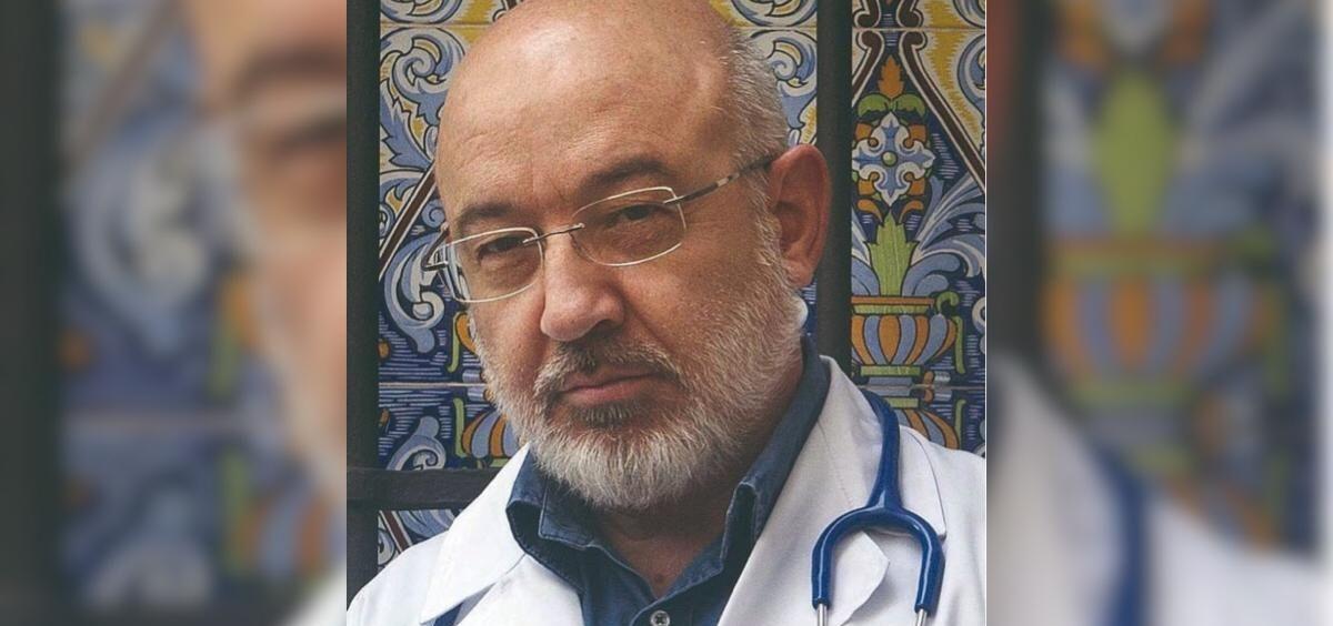 José María Paricio Talayero, pediatra y fundador y coordinador de APILAM, e lactancia.org y Telasmos.org.