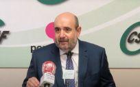 Miguel Borra, presidente de CSIF. (Foto. CSIF)