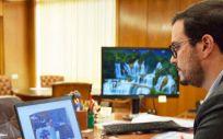 El ministro de Consumo, Alberto Garzón (Foto. ConSalud)