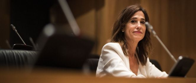 Rosa Romero, presidenta de la Comisión de Sanidad (Foto: Flickr PP)