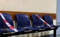 Sala de espera de un centro de salud. (Foto. Unsplash)