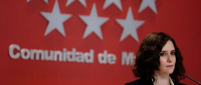 Isabel Díaz Ayuso, presidenta de la Comunidad de Madrid (Foto: CAM)