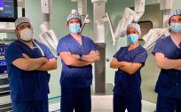 Cirugía Torácica de Quirónsalud Madrid alcanza las 200 cirugías con el robot quirúrgico Da Vinci. (Foto. Quirónsalud)