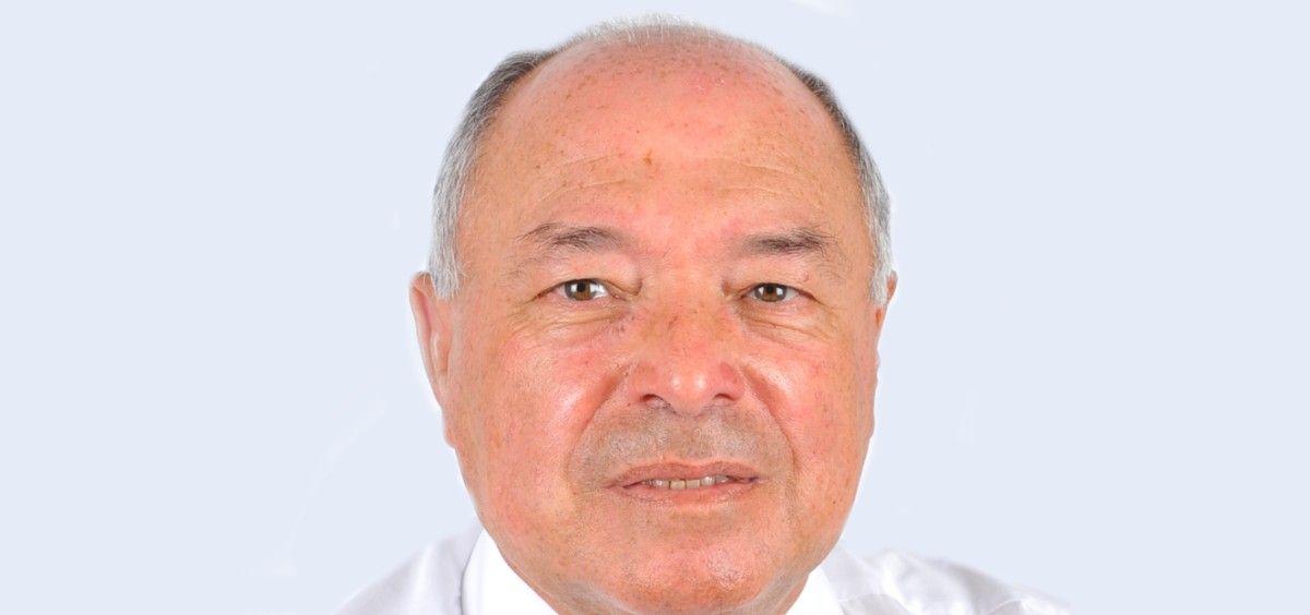 Antonio Burgos, presidente de la Sociedad Española de Medicina Marítima (SEEM)