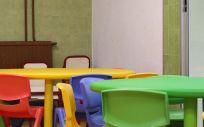Imagen de recurso de aula infantil (Foto. GVA EDUCACIÓ   Archivo)