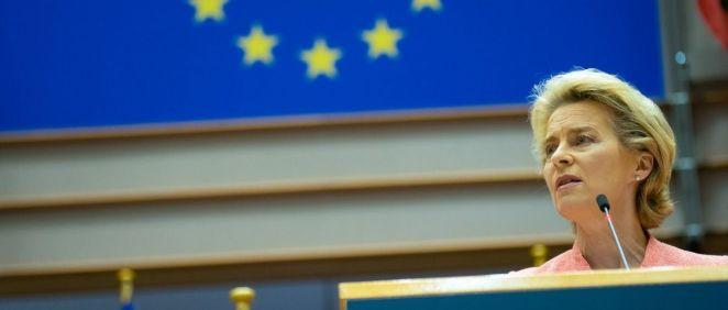 Ursula von der Leyen, presidenta de la Comisión Europea (Foto: Parlamento Europeo)