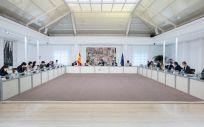 Consejo de Ministros Extraordinario (Foto. Moncloa)