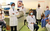 Equipo de investigadores del Hospital Clínico San Carlos (Foto. Clínico San Carlos)
