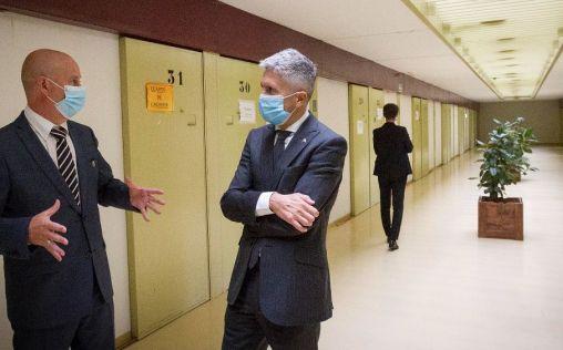 El Gobierno prevé incrementar en más del 70% la plantilla de médicos de la Sanidad Penitenciaria
