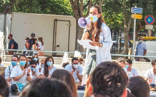 Los MIR de la Comunidad Valenciana alcanzan los 100 días de huelga