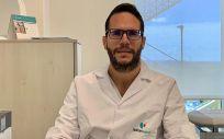 El doctor Juan Manuel Ceballos, neurólogo del Hospital Quirónsalud Córdoba (Foto. Quirónsalud)
