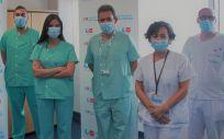 Unidad de Enfermedad Inflamatoria Intestinal HUF