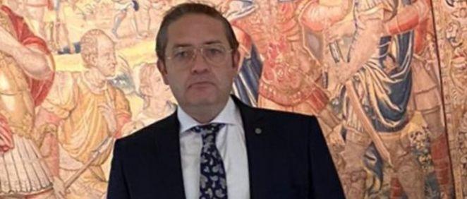 Borja Cabezas, paciente de ictus (Foto. Federación Española de Daño Cerebral Fedace)
