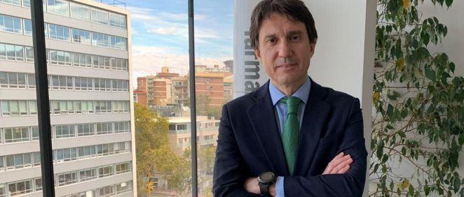 Juan López Belmonte, presidente de Farmaindustria (Foto. Farmaindustria)