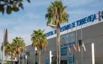 Hospital Universitario de Torrevieja (Foto. Hospital Universitario de Torrevieja)