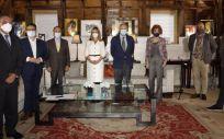 Miembros del grupo 'Consenso por un sistema sanitario del siglo XXI' (Foto. 'Consenso por un sistema sanitario del siglo XXI')
