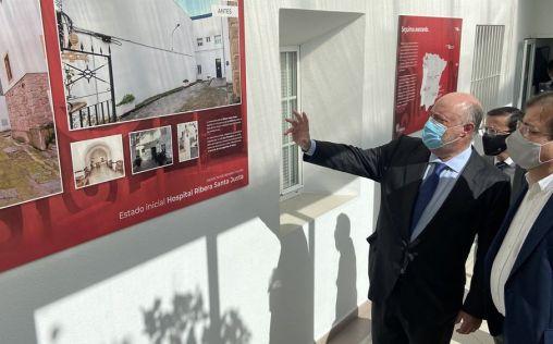 Ribera Santa Justa crea una nueva entrada y un área de recepción accesibles