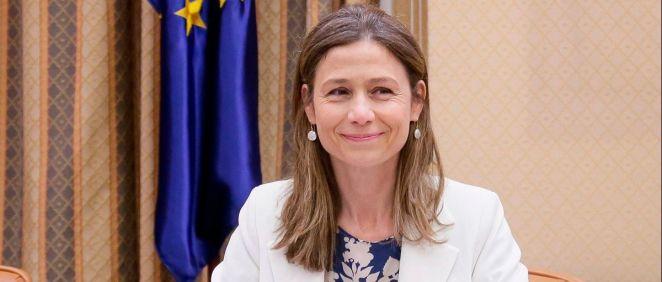 María Jesús Lamas, directora de la Agencia Española de Medicamentos y Productos Sanitarios (Foto: Congreso)