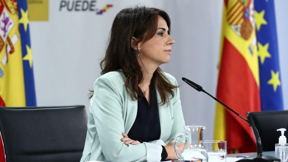 Silvia Calzón, secretaria de Estado de Sanidad (Foto: Pool Moncloa / Fernando Calvo)
