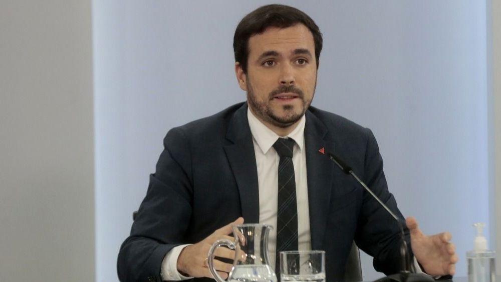 Alberto Garzón, ministro de Consumo (Foto: Pool Moncloa / JM Cuadrado)