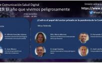Primera jornada del III Foro de Comunicación Salud Digital