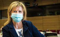 Elvira Velasco, portavoz de Sanidad del PP en el Congreso (Foto: Flickr PP)