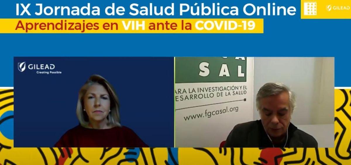 IX Jornada Salud Pública Fundación Gaspar Casal y Gilead (Foto. Gilead)