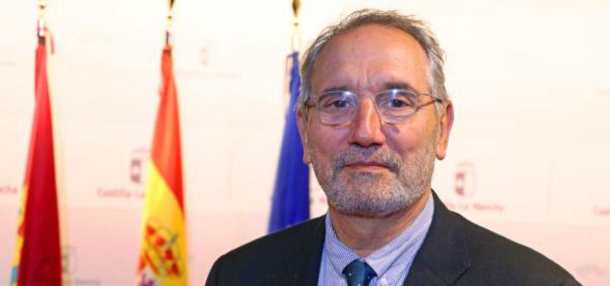 Vicenç Martínez, nuevo director general de Ordenación Profesional (Foto. Gobierno Castilla-La Mancha)