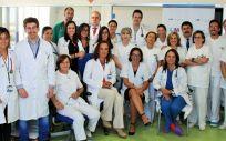 Servicio de Nefrología (Foto. Hospital Clínico San Carlos)
