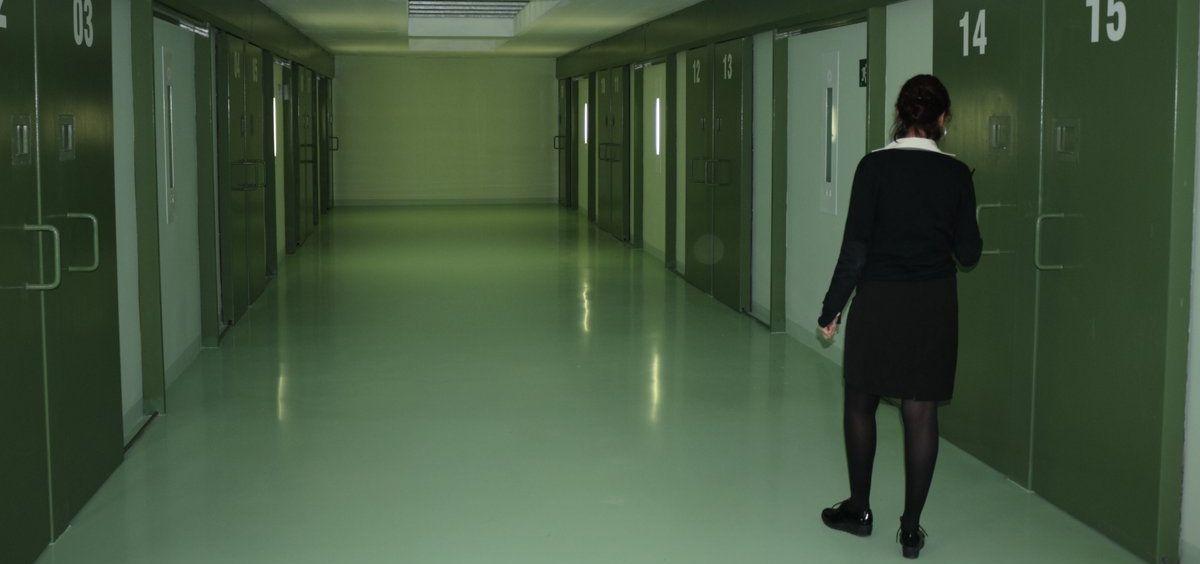 Imagen de archivo de un centro penitenciario. (Foto. Instituciones Penitenciarias)