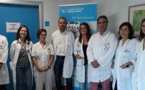 Equipo de Unidad Multidisciplinar de Patología Neuromuscular del Infanta Elena (Foto. ConSalud)