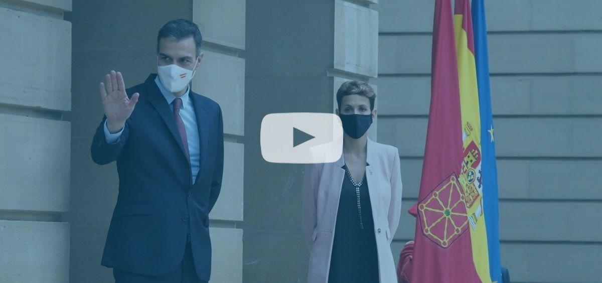 El presidente de Gobierno Pedro Sánchez (Foto. Europa Press)