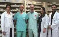 Equipo Farma Opera del Hospital de Fuenlabrada (Foto. HUF)