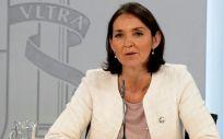 Reyes Maroto, ministra de Industria, Comercio y Turismo (Foto: La Moncloa)