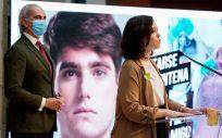 La presidenta de la Comunidad de Madrid, Isabel Díaz Ayuso, y el consejero de Sanidad, Enrique Ruiz Escudero (Foto: CAM)