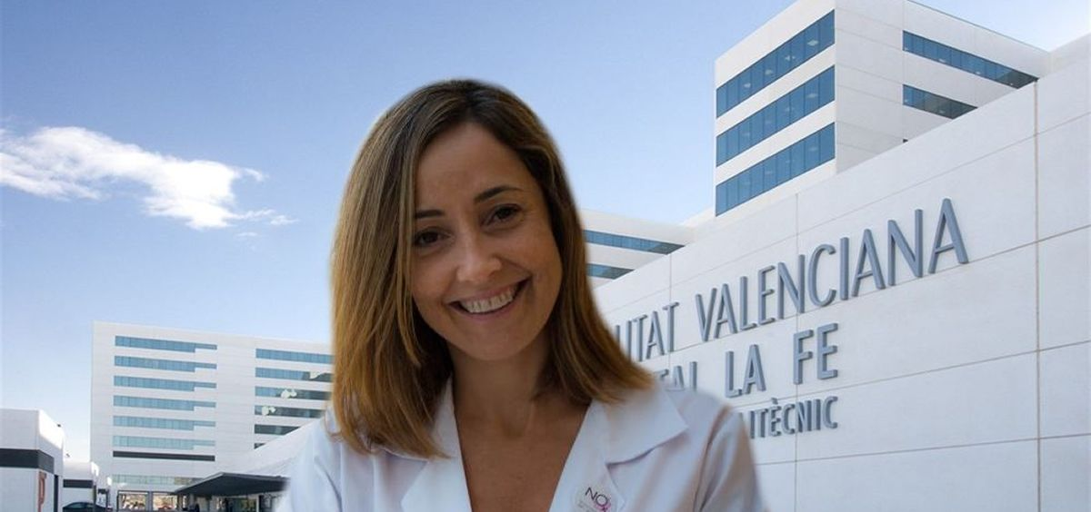 Mónica Almiñana, subsecretaria de la consejería de Sanidad de la Comunidad Valenciana