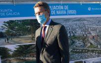 El presidente de la Xunta, Alberto Núñez Feijóo (Foto. Ana Varela)
